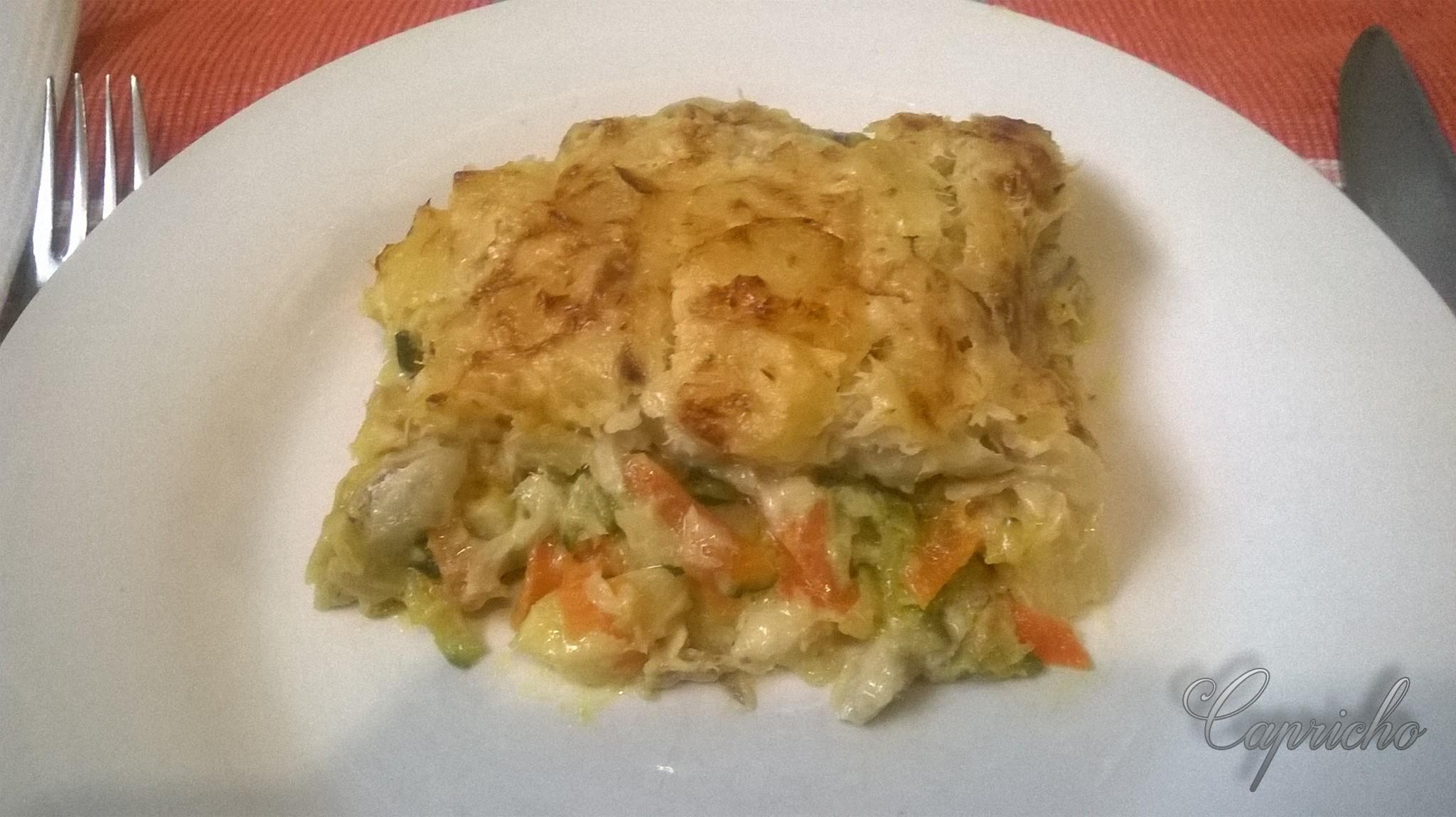 Bacalhau com natas (prato)